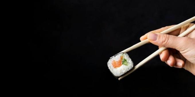 Quinta da Baroneza: sushi
