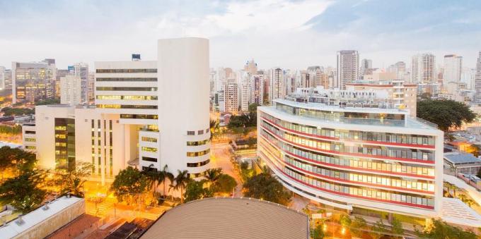Vila Nova Conceição: novo prédio da Insper