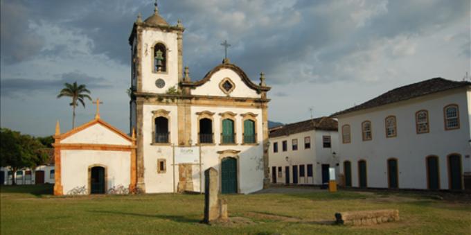 Centro Histórico em Paraty